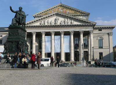 plätze nationaltheater münchen