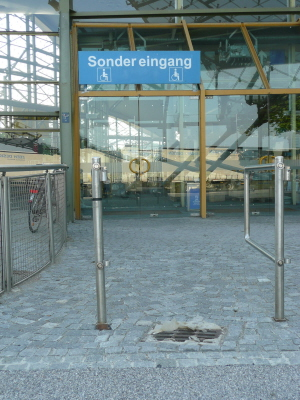 adresse olympiahalle münchen