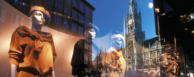 Showcase at Marienplatz (H. Gebhardt)