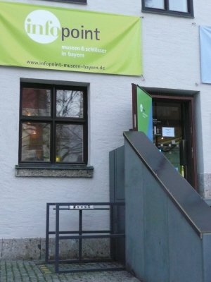 Infopoint: Treppenlift